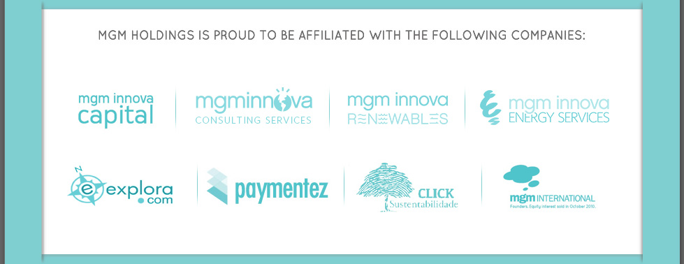 Proud to be Affiliated with these companies